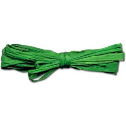 Rafia Yarn Material  40grams   Green (22301)